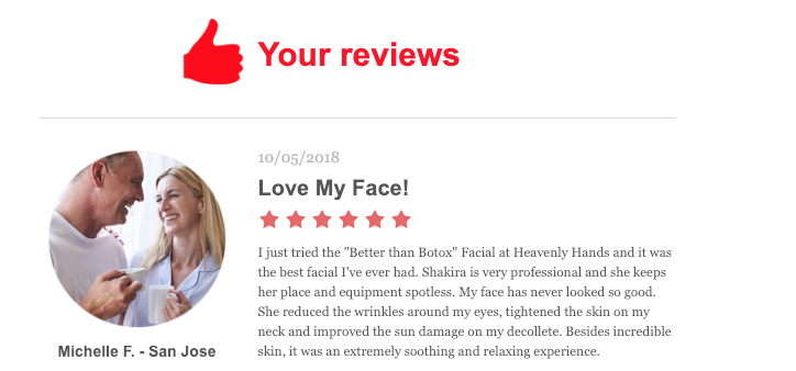 Love my Facial Review