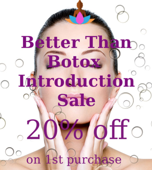20% off Better Than Botox Introduction Sale
