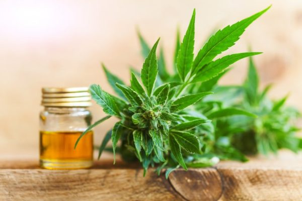 CBD for Pain Management Add-on for Heavenly Hands Services